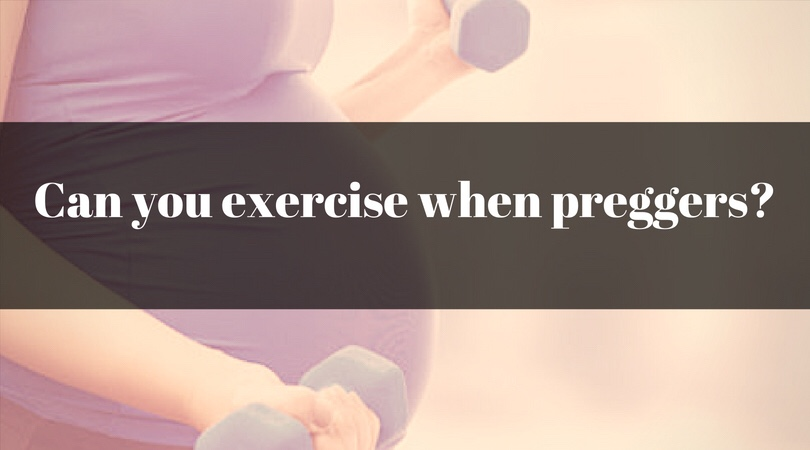 What exercise you can do, and how much