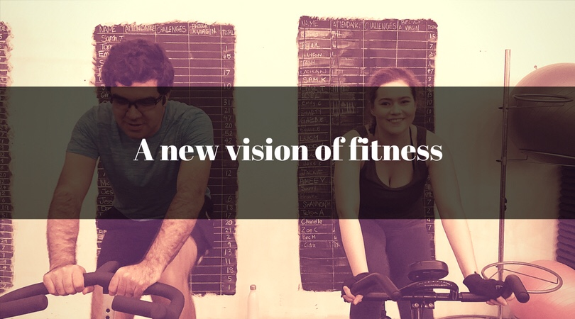 Discovering new ways to see fitness programs